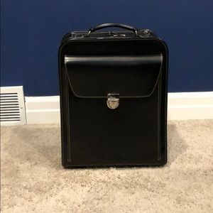 Jack Georges Milano Vertical Laptop Carry on bag
